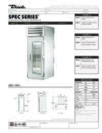 STG1RRI 1G Spec Sheet