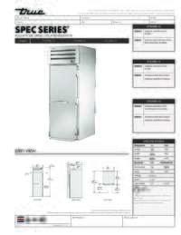 STG1RRI 1S Spec Sheet