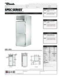 STG1RRI89 1S Spec Sheet