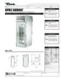 STG1RRT 1G 1S Spec Sheet