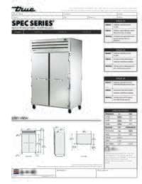 STG2F 2S Spec Sheet