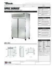 STG2H 2S Spec Sheet