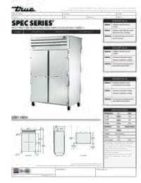 STG2HPT 2S 2S Spec Sheet