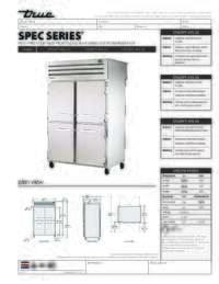 STG2RPT 4HS 2G Spec Sheet