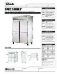 STG2RPT 4HS 2S Spec Sheet