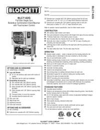BLCT 62G Specification