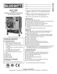 BLCT 102G Specification