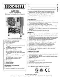 BLCM 62E Specification