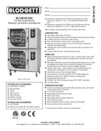 BLCM 62 62E Specification