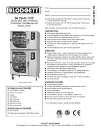 BLCM 62 102E Specification
