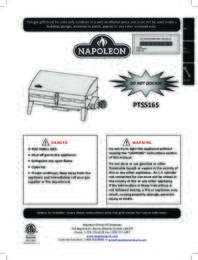 PTSS165P 1 Manual
