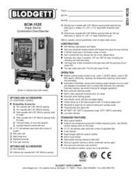 BCM 102E Specification