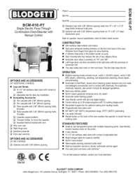 BCM 61E PT spec