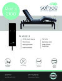 Model 2100 Spec Sheet