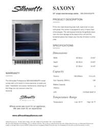 Saxony   DBC056D4BSSPR   Product Specifications