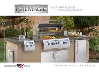 Fire Magic 2016 Catalog