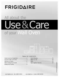Use and Care