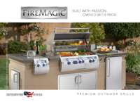 Fire Magic 2016 Catalog
