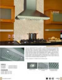 Elica Leone Sell Sheet 2015