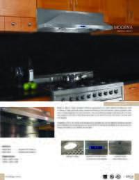 Elica Modena Sell Sheet 2015