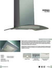 Elica Potenza Sell Sheet 2015