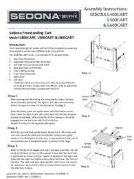 Sedona Cart Assembly