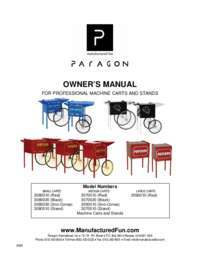 Carts Manual