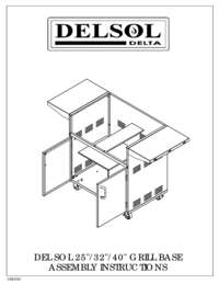 Delsol Grill Base