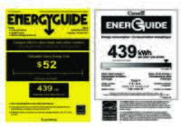 FNS37492iE Energy Guide