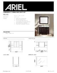 A043S  installation