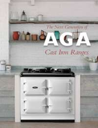 AGA Cast Iron Ranges Brochure