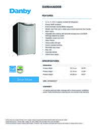 DAR044A6DDB   Product Specifications