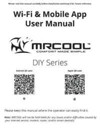 WiFi User Manual