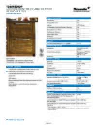 T24UR800DP Specifications