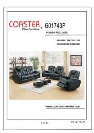 601743P Assembly Instruction