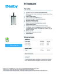 DKC052BSL2DB   Product Specifications