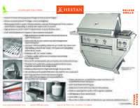 Deluxe Grills Spec Sheet