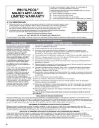 Warranty Statement