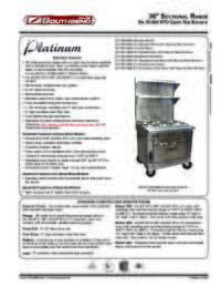 Product Sheet