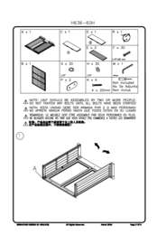 Credenza and Hutch Assembly Guide