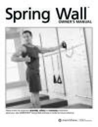 Spring Wall User Manual