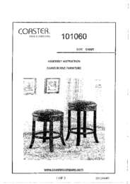 101060 Assembly Instructions