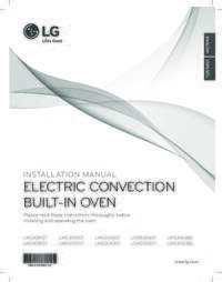 LWD3063ST Installation Guide