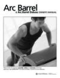 Arc Barrel User Manual