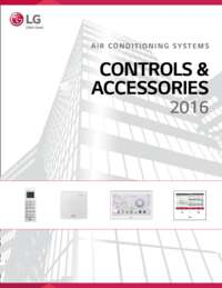Controls and Accessories Specifications