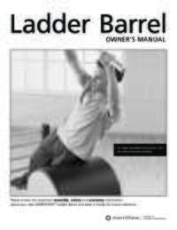 Ladder Barrel User Manual