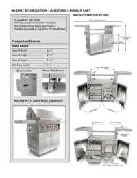 Cart4B Spec Sheet