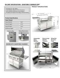 Cart5B Spec Sheet