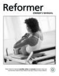 SPX Max Reformer User Manual