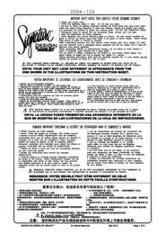 Upholstered Barstool Assembly Guide